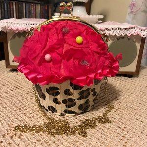 Betsy Johnson Cupcake Purse.